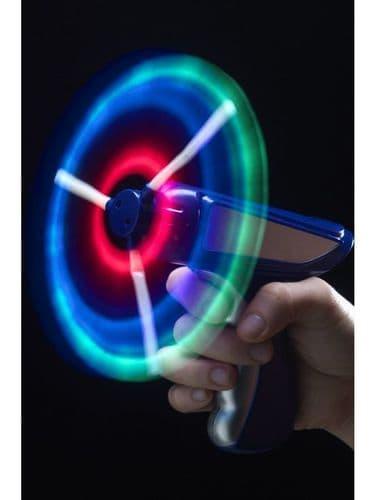 Windmill Gun, Light up