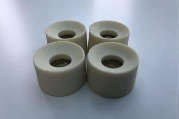 GPO 200 Series Telephone Ivory Rubber Feet Set