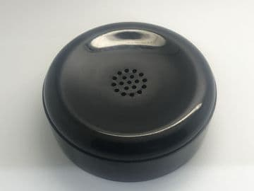 GPO Black 700 Series Telephone Handset Speaker Cap