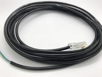 GPO Black 711-741 Telephone  Line Cable