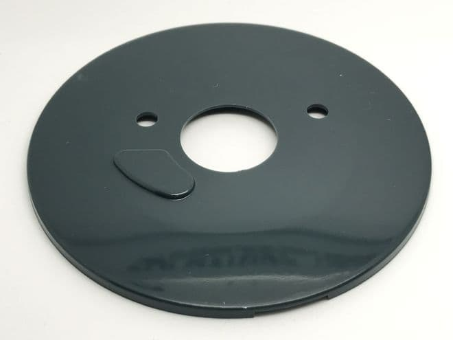 GPO Concord Blue Plain Telephone Dial Back Plate
