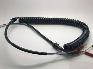 GPO Concord Blue Trimphone Telephone Handset Cable