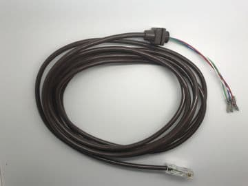 GPO Elephant Grey 706-746 Telephone Line Cable