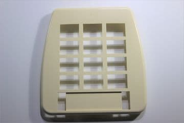 GPO Ivory 12 Button Telephone Keypad Bezel