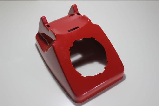 GPO Lacquer Red 746 Telephone Case Shell