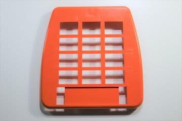 GPO Orange 12 Button Telephone Keypad Bezel