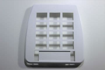GPO White 12 Button Telephone Keypad Bezel