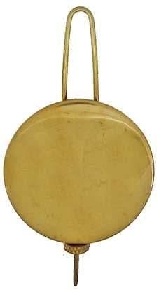 43mm Ansonia Pendulum Bob with Wire