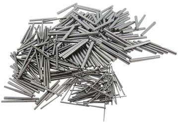 Assorted Steel Tapered Pins