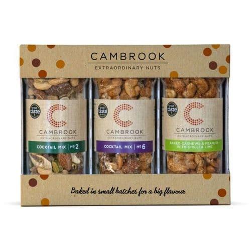 3 Jar Nut Gift Pack