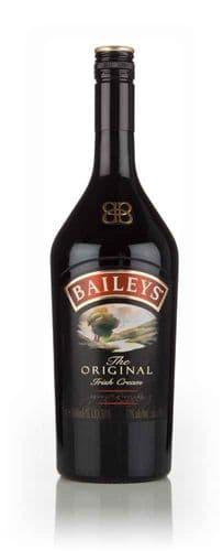 Baileys Irish Cream 1Litre (100cl, 17%)
