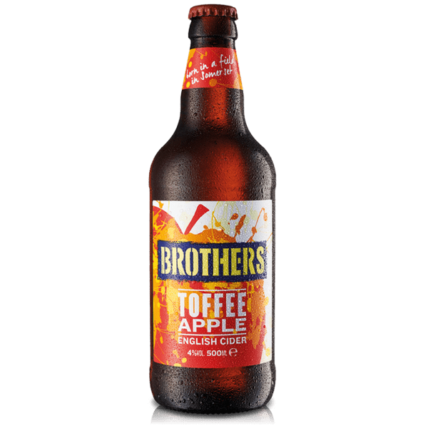 Brothers Toffee Apple English Cider 500ml
