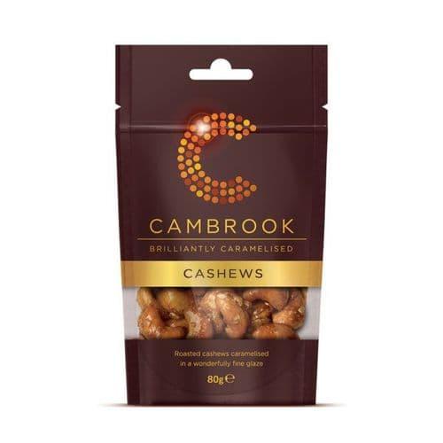 Cashews – Caramelised 80g