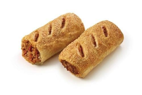Chunky Pork & Chorizo Sausage Roll 10 x 204g