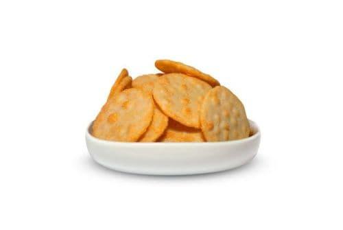 Crackers Rice Cheese 2.5kg Bulk Pack
