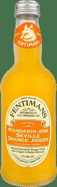 Fentimans Madarin & Seville 275ml