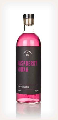 Flavoursmiths Raspberry Vodka (70cl, 40%)