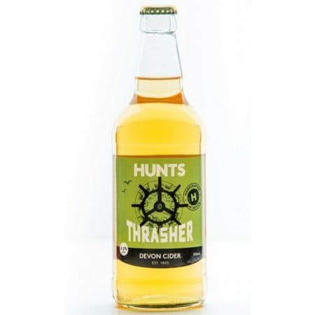 Hunt's Thrasher Cider 6.2% abv 500ml