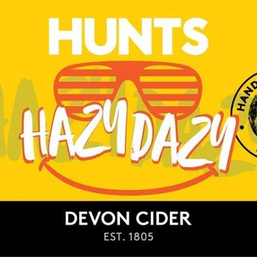 Hunts Hazy Dazy Cider Bag in Box