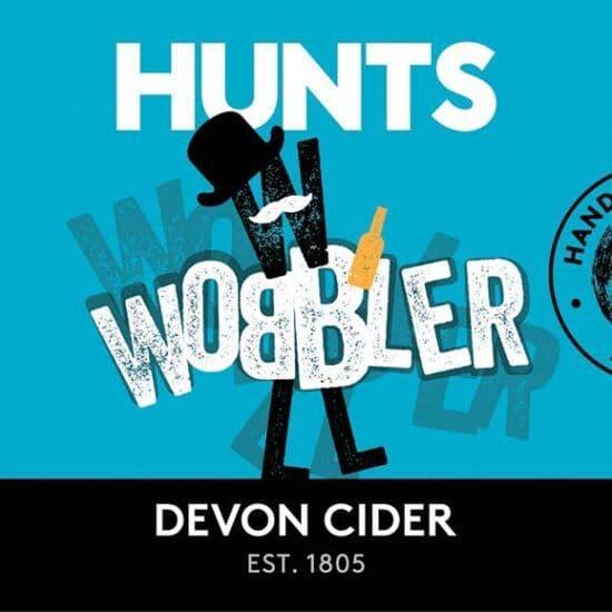 Hunts Wobbler Cider 20 litre