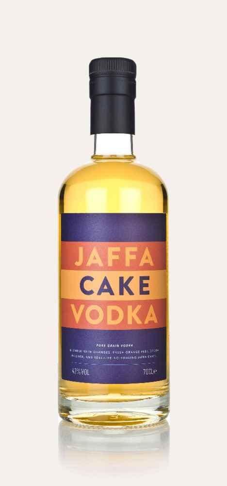 Jaffa Cake Vodka 42% abv 70cl