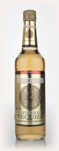 Montezuma Gold Tequila (70cl, 40%)