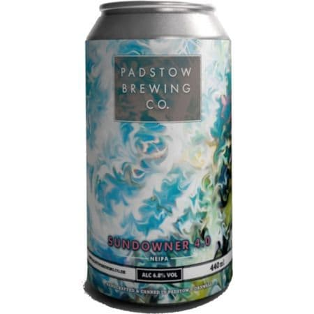 Padstow Brewing Co Sundowner 6.8% abv 440ml