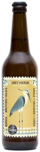 Perry's Grey Heron Farmhouse Cider 500ml 5.5% abv