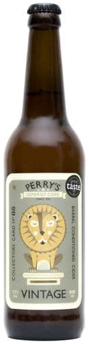 Perry's Vintage Somerset Cider 500ml 7.2% abv