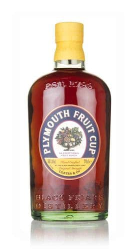 Plymouth Fruit Cup 70cl 30% abv