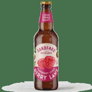 Sandford Orchards Berry Lane Cider 4% abv 500ml