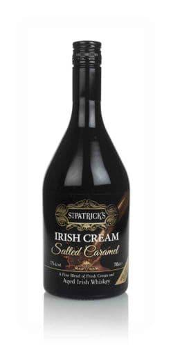 St. Patrick's Salted Caramel Irish Cream Liqueur (70cl, 17%)
