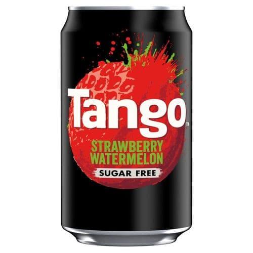 Tango Strwawberry  Watermelon 24 x 330ml