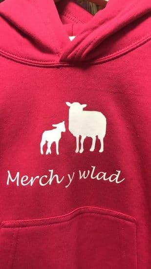 Merch y Wlad