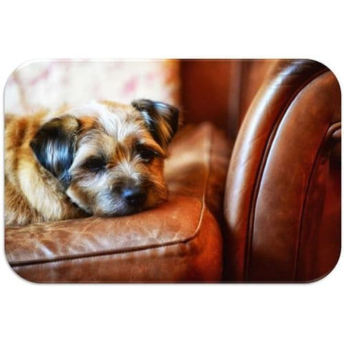 Country Matters Flirty Gerty Placemat (Terrier)