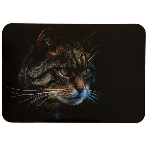 Country Matters Stalking Cat Placemat