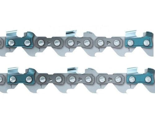 """2 x 14 """" Makita DUC353 Battery Chainsaw  Replacement Chains"""