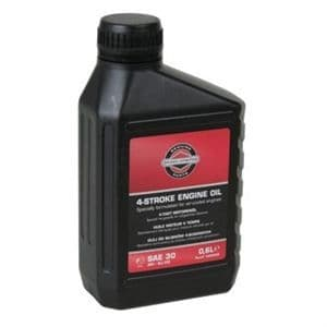 Briggs and Stratton Engine Oil 0.6 Litre Product Code 100005e