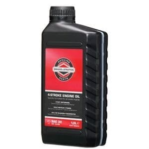 Briggs and Stratton Engine Oil 1.0 Litre Product Code 100007e