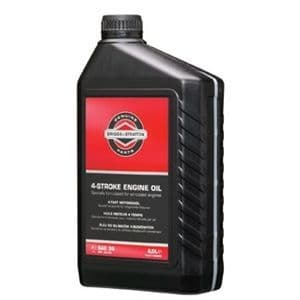Briggs and Stratton Engine Oil 2.0 Litres Product Code 100008e