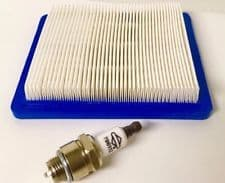 Briggs and Stratton Quantum Engine Part Service Kit (Air Filter and Spark Plug only)