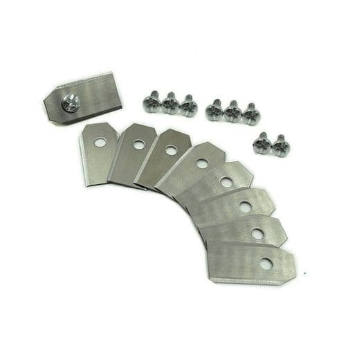 Husqvarna Automower Replacement Blades pack of 9 Product Number 5778646-03