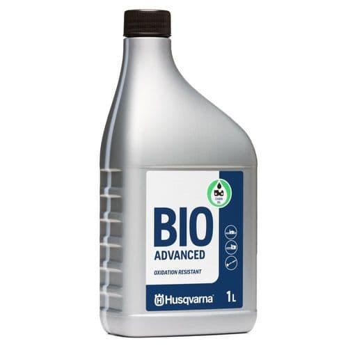 Husqvarna BIO Advance Chain Oil - 1 Litre Product Code 588818301
