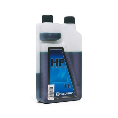 Husqvarna HP 2 Stroke Engine Oil -1 Litre Dosage Product Code 587808511