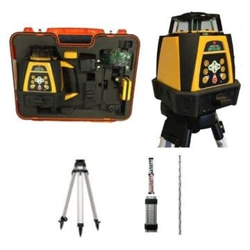 ***BACK IN STOCK*** GPR G9 LASER LEVEL (INTERIOR - GREEN BEAM)