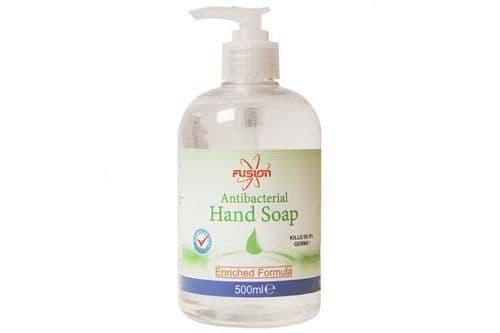 Anti Bacterial Hand Soap 500ml