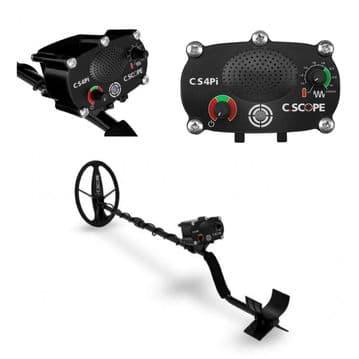 C Scope CS4Pi Beach Detector