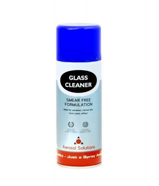 Glass Cleaner (Smear Free Formula)
