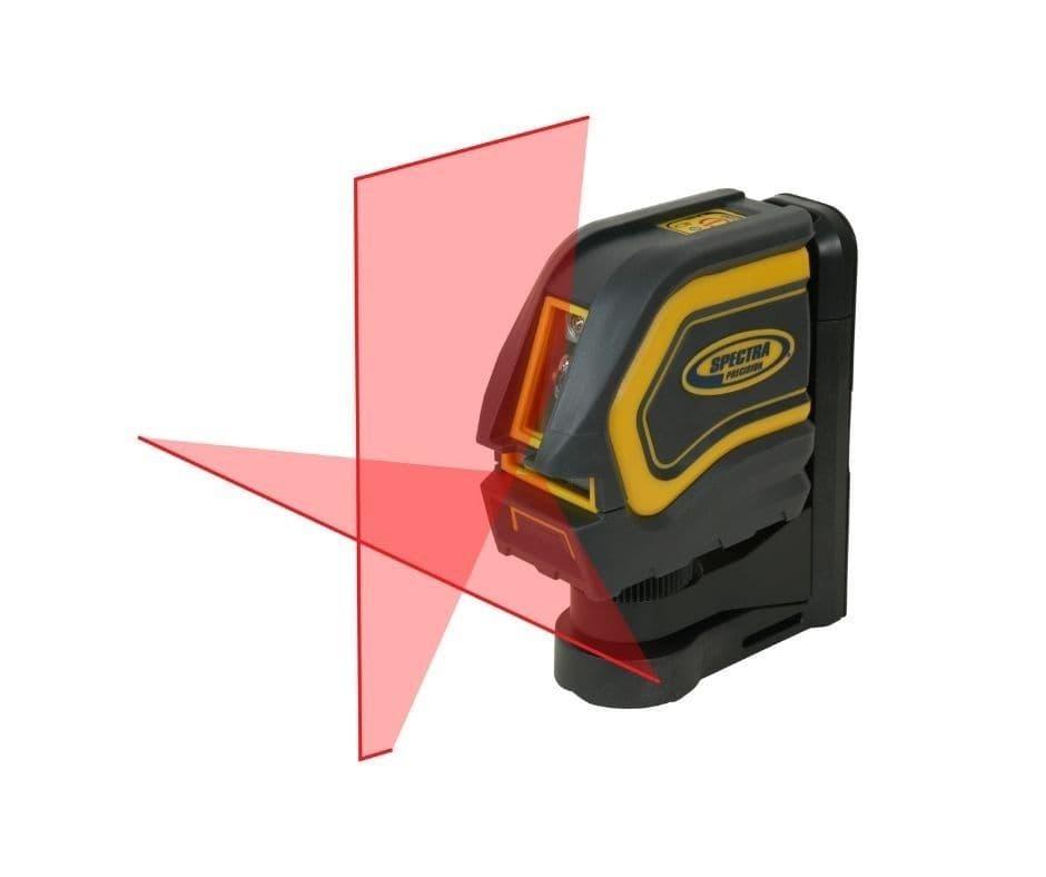 Spectra Precision LT20 Cross Line Laser