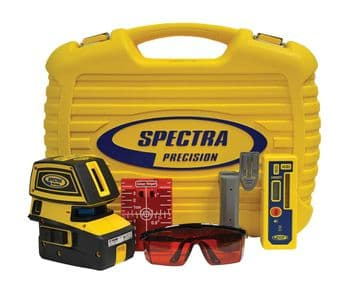 Spectra Precision LT52 Point & Line Laser Tool